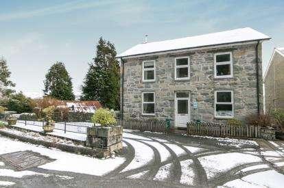 5 Bedrooms Detached House for sale in Prenteg, Porthmadog, Gwynedd, ., LL49