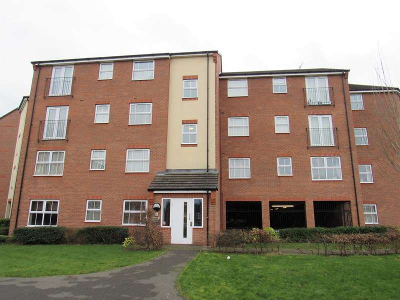 2 Bedrooms Flat for sale in Wharf Lane, Solihull