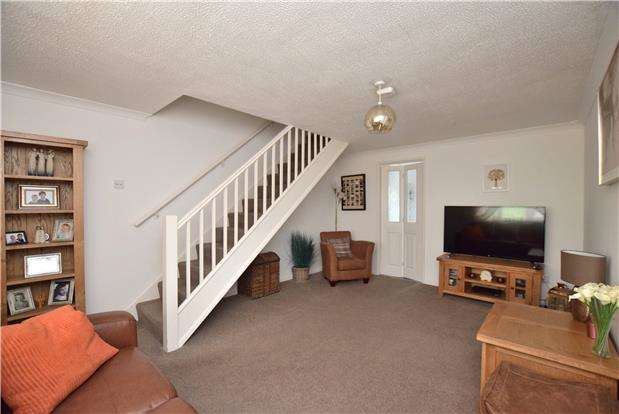 2 Bedrooms End Of Terrace House for sale in Mersey Road, CHELTENHAM, Gloucestershire, GL52 5NY