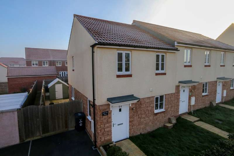 2 Bedrooms End Of Terrace House for sale in Barn Orchard, Cranbrook