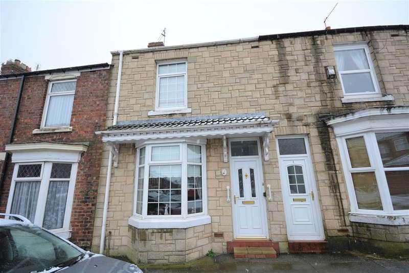 2 Bedrooms Terraced House for sale in Osborne Street, Shildon, DL4 1JU