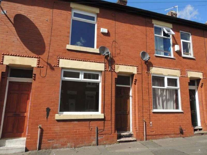 2 Bedrooms Terraced House for rent in Bakewell Street, Gorton, Manchester