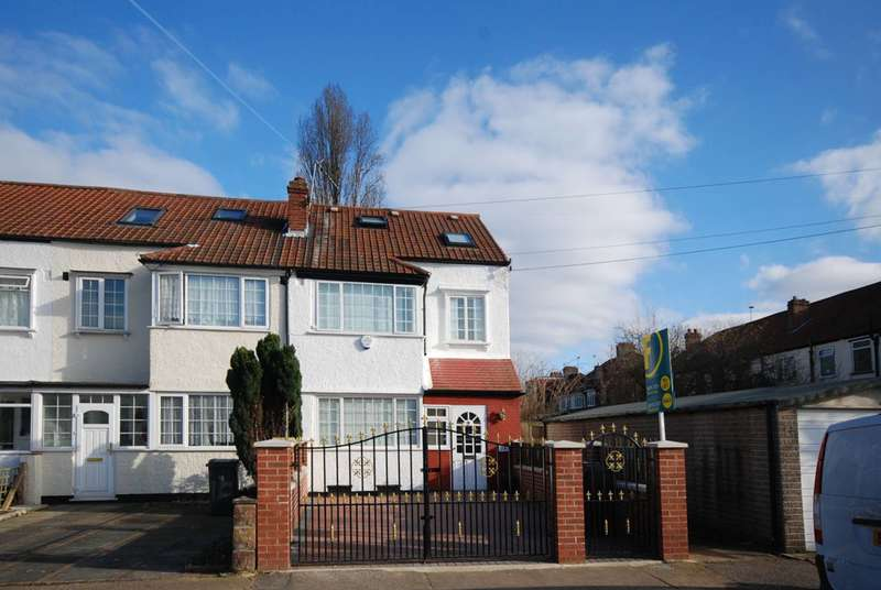 4 Bedrooms House for sale in South Park Grove, New Malden, KT3