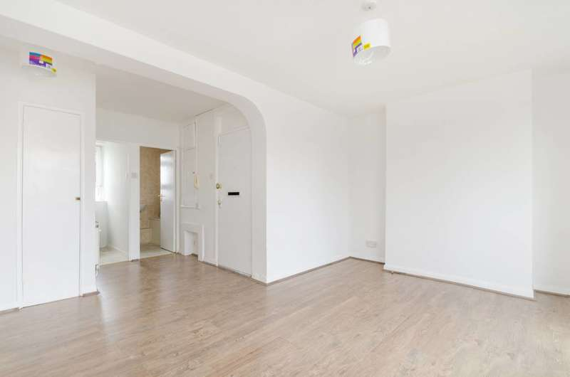 2 Bedrooms Flat for sale in Knights Hill, West Norwood, SE27