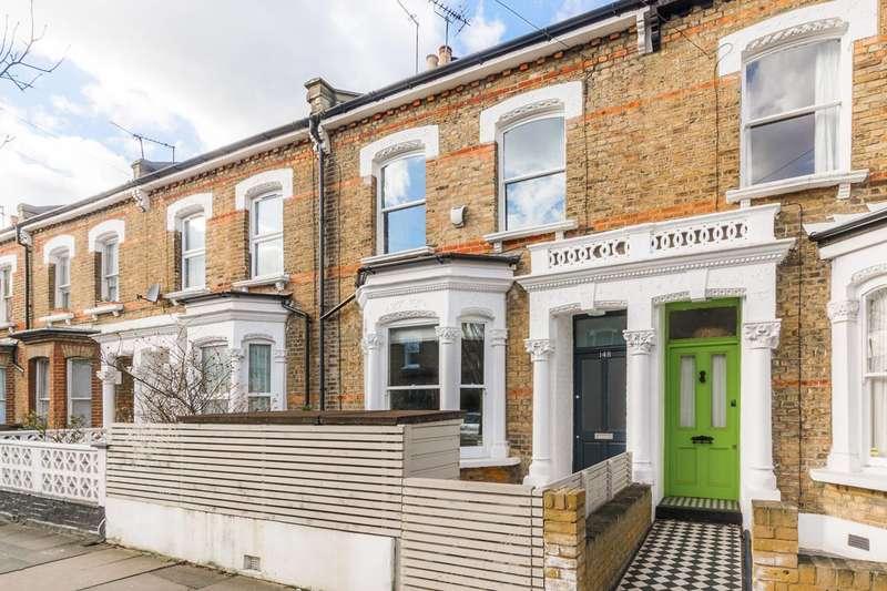3 Bedrooms House for rent in Corbyn Street, Stroud Green, N4