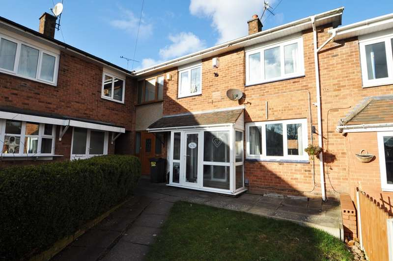 3 Bedrooms Terraced House for rent in Toll House Road, Rednal, Birmingham, B45
