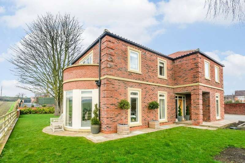 5 Bedrooms Detached House for sale in Orchard House, Weedling Gate, Stutton, Tadcaster, LS24 9BQ