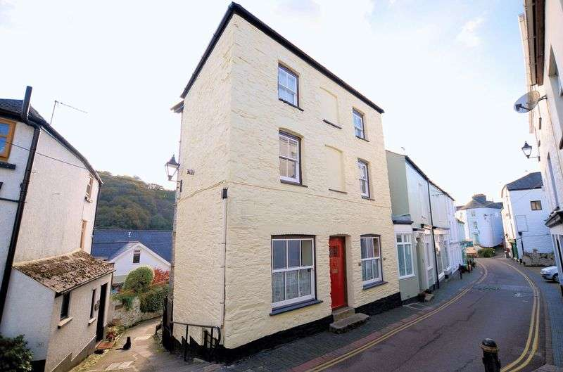 3 Bedrooms Property for sale in Fore Street, Calstock