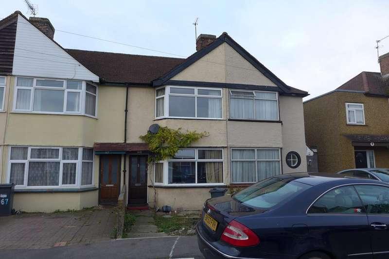 2 Bedrooms Terraced House for sale in Fernside Avenue, Feltham