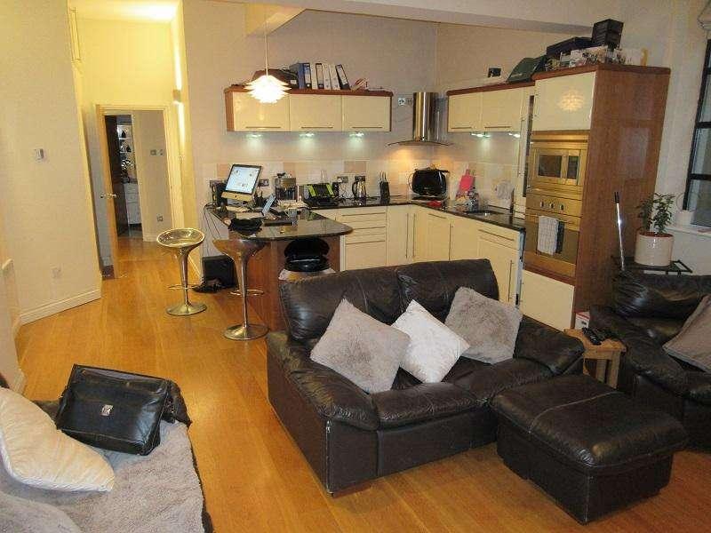 2 Bedrooms Apartment Flat for sale in Wexler Lofts, Carver Street, Birmingham B1