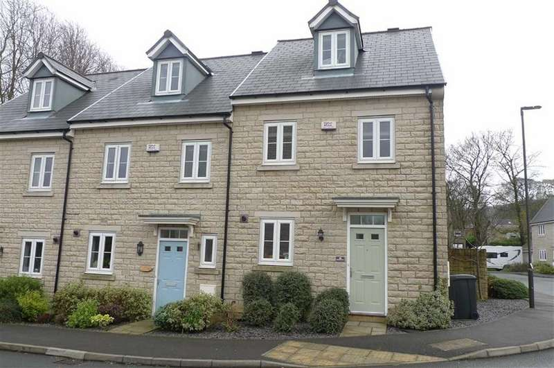 4 Bedrooms Town House for sale in Otterhole Close, Buxton, Derbyshire