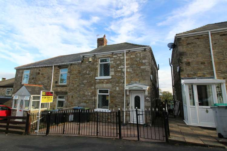 2 Bedrooms House for sale in Jubilee Terrace, Tantobie, Stanley Co Durham DH9