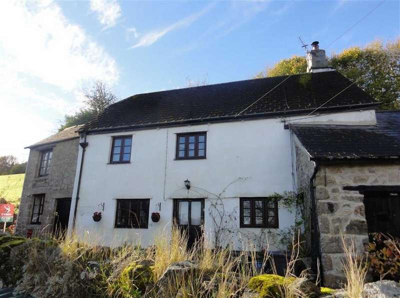 3 Bedrooms Detached House for sale in Throwleigh, Okehampton, Devon, EX20