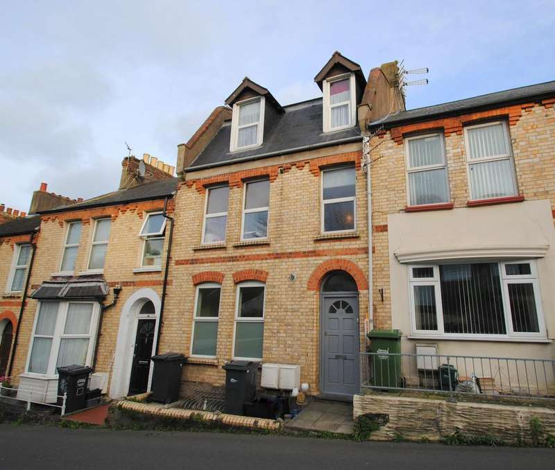3 Bedrooms Apartment Flat for sale in Station Road, Ilfracombe