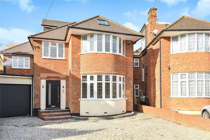 5 Bedrooms Detached House for sale in Twineham Green, Woodside Park, London, N12
