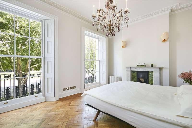 3 Bedrooms Terraced House for sale in Cheltenham Terrace, Chelsea, London, SW3