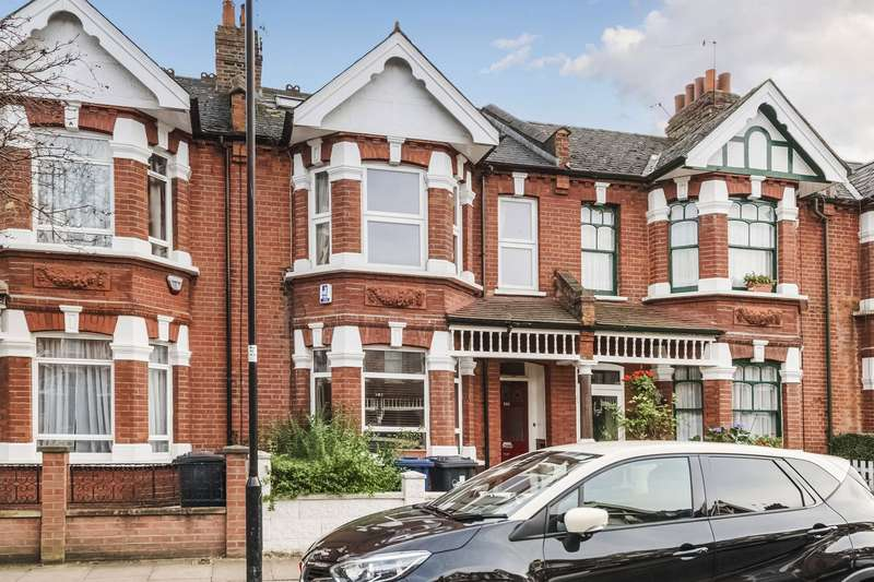 3 Bedrooms Terraced House for sale in Valetta Road, Acton, London, W3