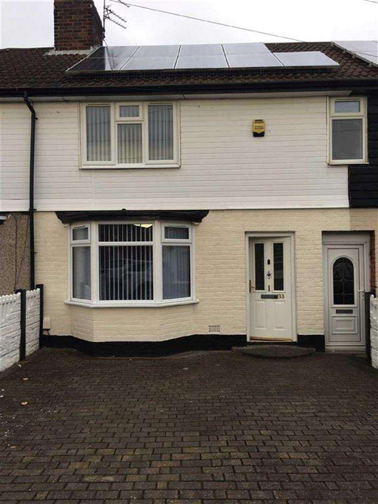 3 Bedrooms Terraced House for sale in Aldwark Road, Liverpool