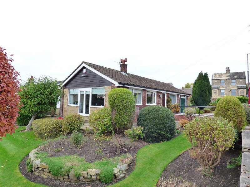 2 Bedrooms Detached Bungalow for sale in Peep Green Road, Harsthead, Liversedge