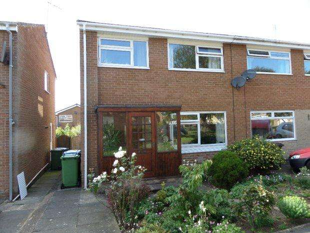 3 Bedrooms Semi Detached House for sale in MITFORD COURT, SEDGEFIELD, SEDGEFIELD DISTRICT