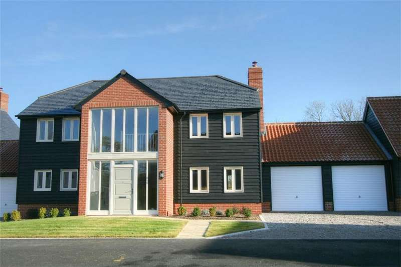 4 Bedrooms Detached House for sale in School View, The Street, NR17 1FP, Caston, Attleborough, Norfolk