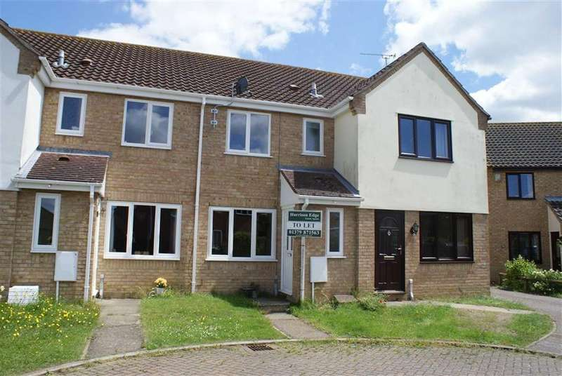 2 Bedrooms Terraced House for rent in Millfield, Eye, Suffolk