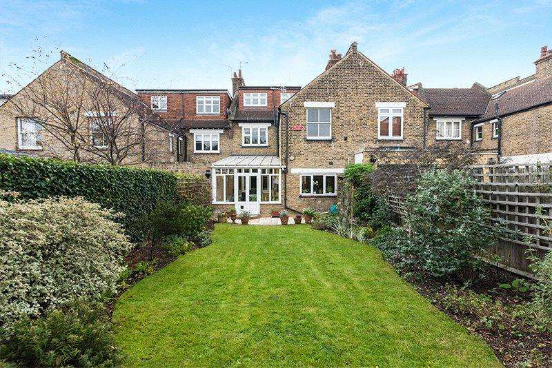 5 Bedrooms Terraced House for sale in Ellerton Road, Wandsworth, London, SW18