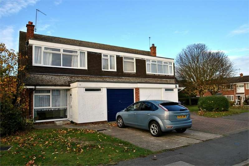 4 Bedrooms Semi Detached House for sale in Hance Lane, Rayne, BRAINTREE, Essex