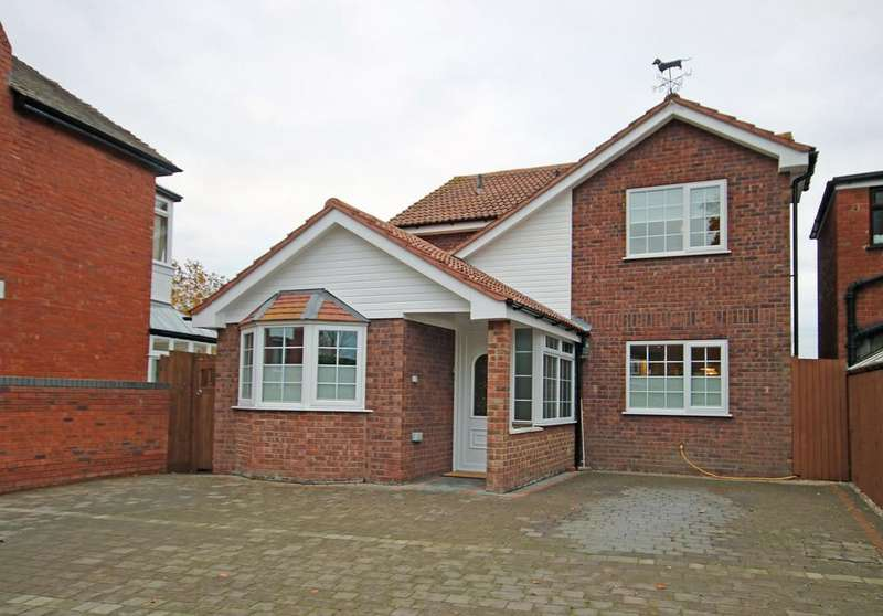 3 Bedrooms Detached House for sale in New Street, Ledbury, HR8