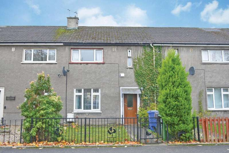 2 Bedrooms Terraced House for sale in Drumpark Street, Stirling, Stirling, FK7 0DD