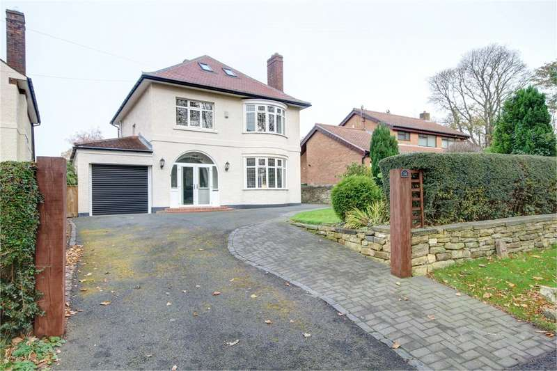 3 Bedrooms Detached House for sale in St Charles Road, Tudhoe Village, Durham, DL16