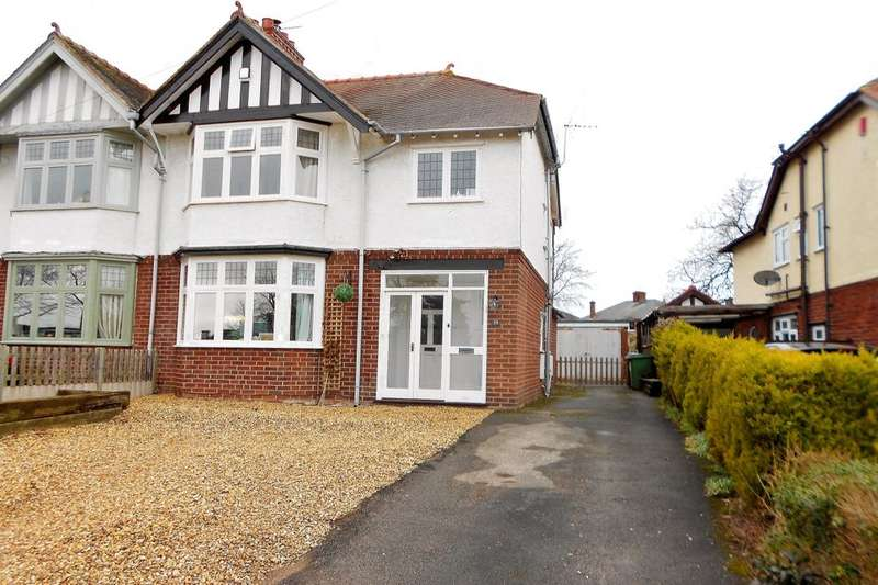 3 Bedrooms Semi Detached House for sale in Box Lane, Wrexham, LL12