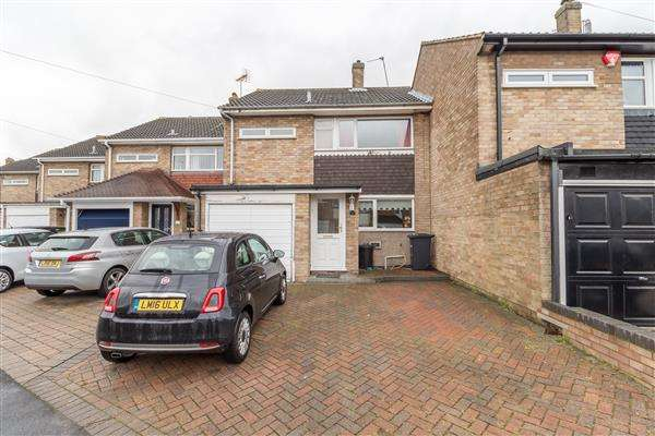 3 Bedrooms Terraced House for sale in Thornbury Close, Hoddesdon