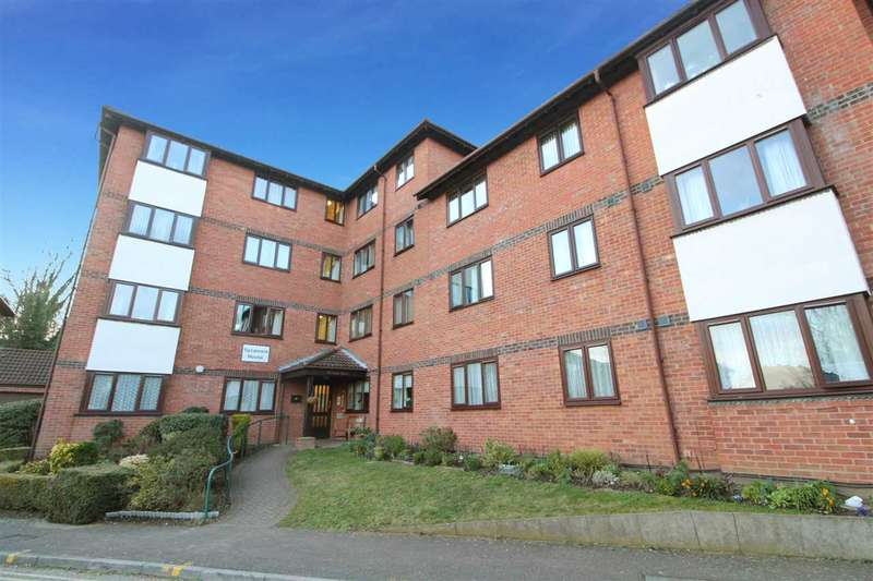 1 Bedroom Apartment Flat for sale in Sycamore House, Oakstead Close, Ipswich