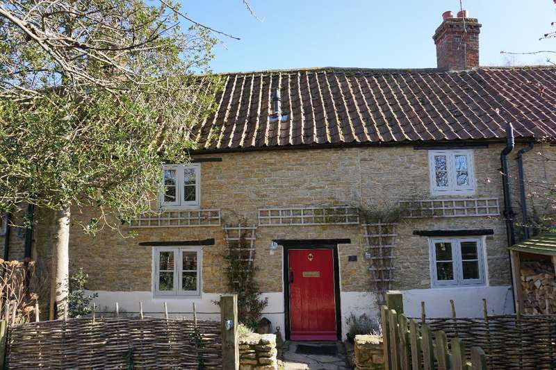 2 Bedrooms Cottage House for sale in COVINGTONS YARD, TURVEY