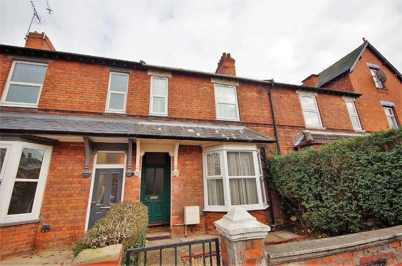 3 Bedrooms Terraced House for sale in West Parade, Lincoln