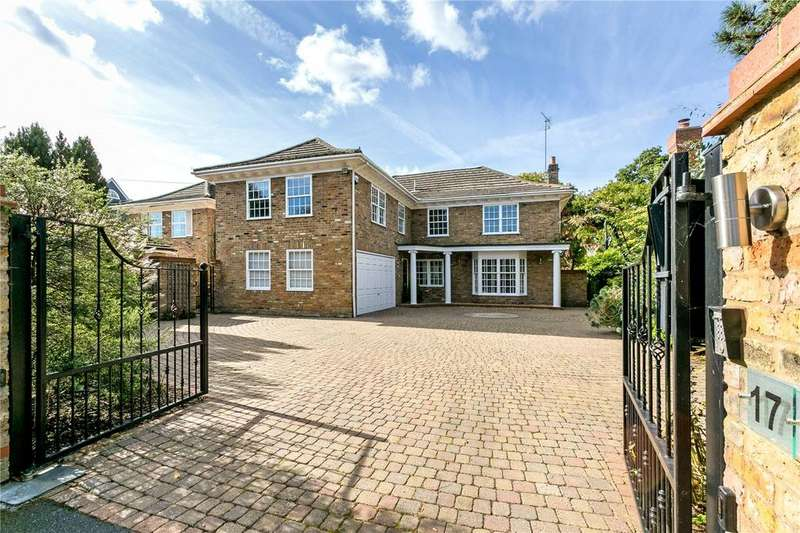 5 Bedrooms Detached House for sale in Burgess Wood Road South, Beaconsfield, Buckinghamshire, HP9
