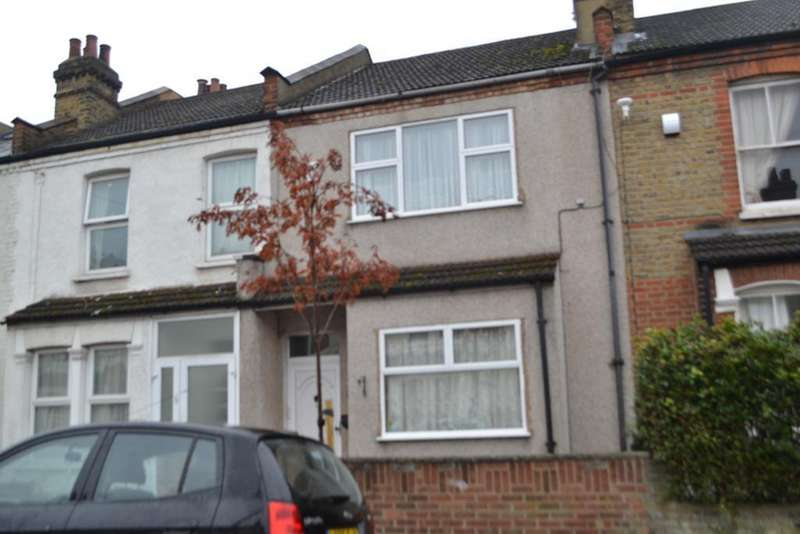 2 Bedrooms Terraced House for sale in Kenlor Road, Tooting, London, GLA, SW17 0DG