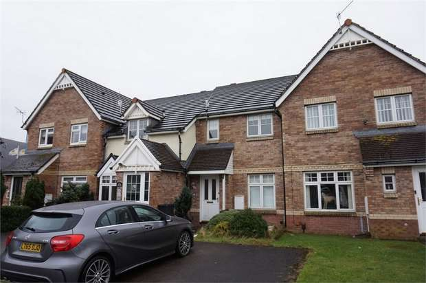 2 Bedrooms Terraced House for rent in Chalice Court, Port Talbot, West Glamorgan