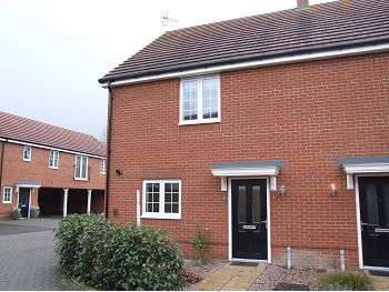 3 Bedrooms Semi Detached House for rent in Maple Brook Mews, Billericay, Essex, CM12 0GG