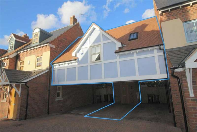 1 Bedroom Apartment Flat for sale in Lambkin Close, Quorn