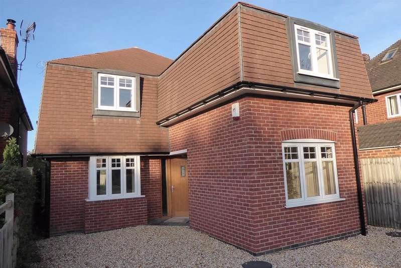 3 Bedrooms Detached House for sale in Beacon Hill Road, Newark