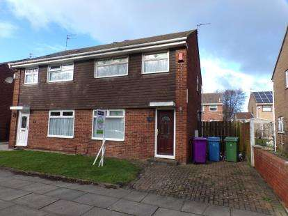 3 Bedrooms Semi Detached House for sale in Orwell Road, Kirkdale, Liverpool, Merseyside, L4