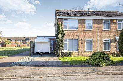 3 Bedrooms Semi Detached House for sale in Abbotswood Road, Brockworth, Gloucester, Gloucestershire