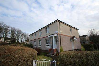 2 Bedrooms Flat for sale in Hyndlee Drive, Glasgow, Lanarkshire