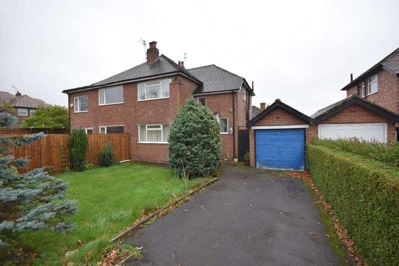 3 Bedrooms Semi Detached House for sale in Dean Lane, Hazel Grove