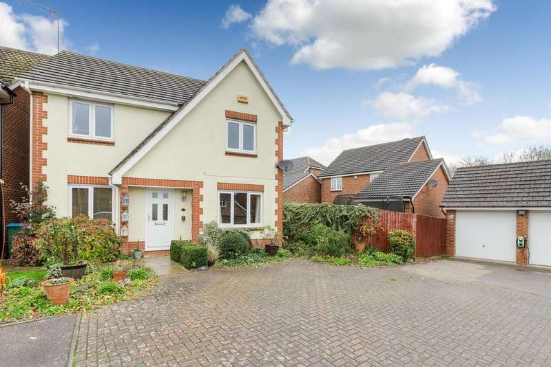 4 Bedrooms Detached House for sale in Aris Way, Buckingham