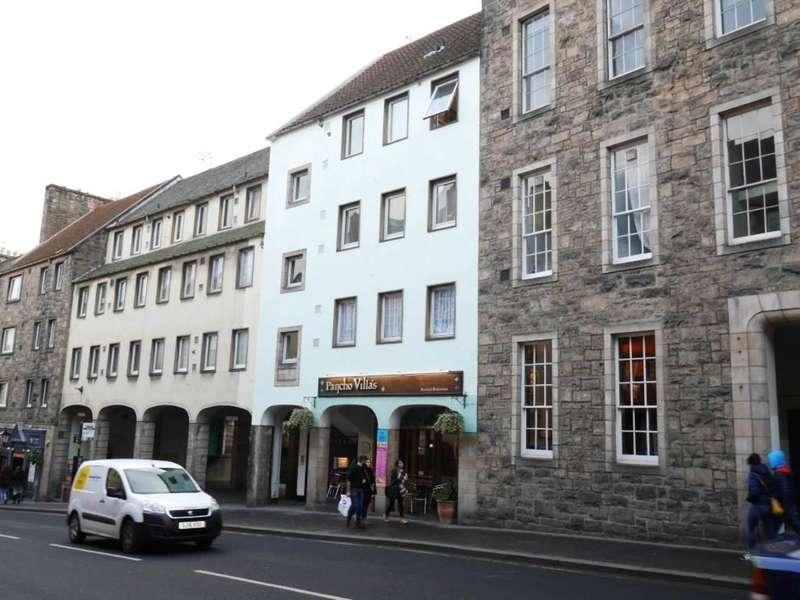 1 Bedroom Flat for rent in Canongate, Edinburgh,