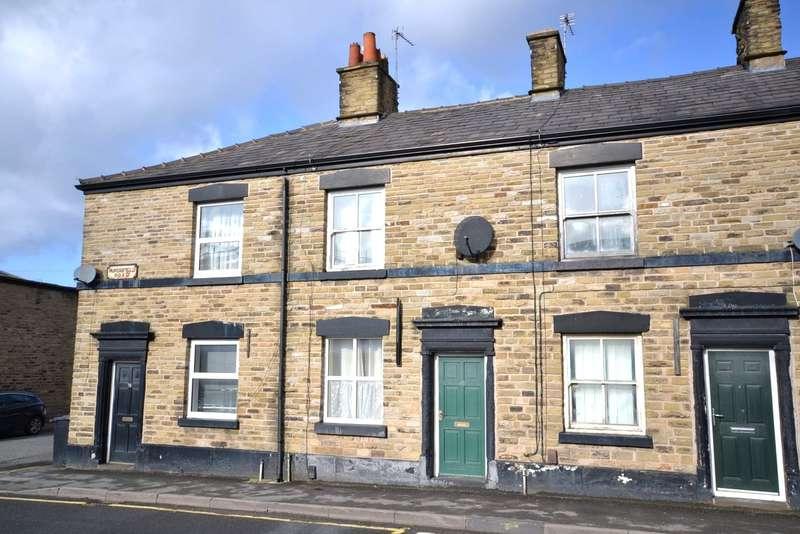 2 Bedrooms Terraced House for sale in Hurdsfield Road, Macclesfield