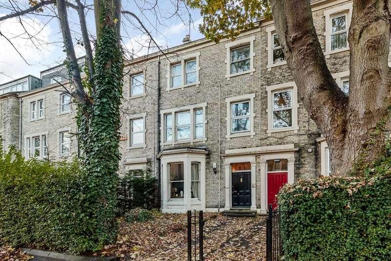 2 Bedrooms Apartment Flat for sale in Granville Road, Jesmond, Newcastle Upon Tyne, Tyne Wear
